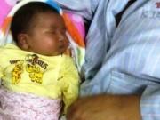 Tin tức trong ngày - Hy hữu: Bé sơ sinh nặng 6,1kg chào đời tại Nghệ An