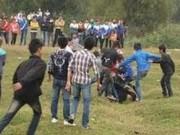 An ninh Xã hội - Trai làng hỗn chiến ở cánh đồng, 2 người tử vong
