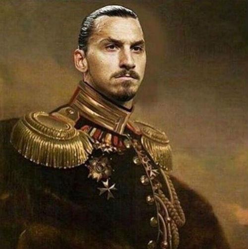 """MU: Ibra tự nhận là Vua, Mourinho thừa nhận không còn """"Đặc biệt"""" - 2"""
