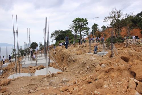 Phạt chủ đầu tư dự án đào xới bán đảo Sơn Trà 40 triệu - 1
