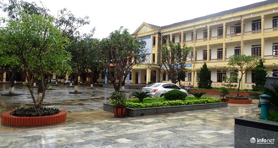 Nghệ An: Kỷ luật giám thị gian lận tại kỳ thi học sinh giỏi tỉnh - 1