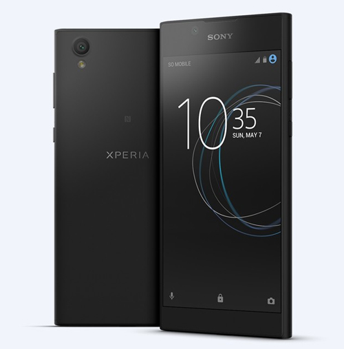 Sony tung smartphone giá rẻ Xperia L1 - 1