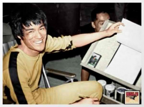 Tiết lộ video cực hiếm của Lý Tiểu Long trước khi tử nạn - 1