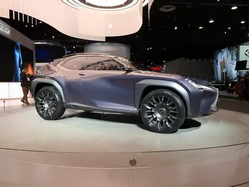 Lexus UX sắp thành hiện thực, dựa trên Toyota C-HR - 2