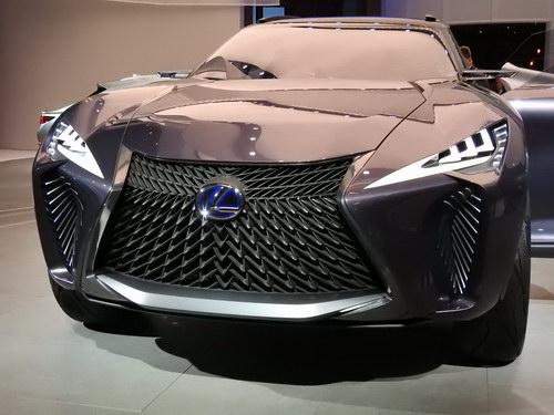 Lexus UX sắp thành hiện thực, dựa trên Toyota C-HR - 5
