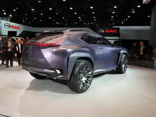 Lexus UX sắp thành hiện thực, dựa trên Toyota C-HR - 3