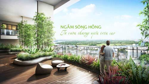 Căn hộ Eco- apartment sẽ là điểm nhấn cho năm 2017 - 2