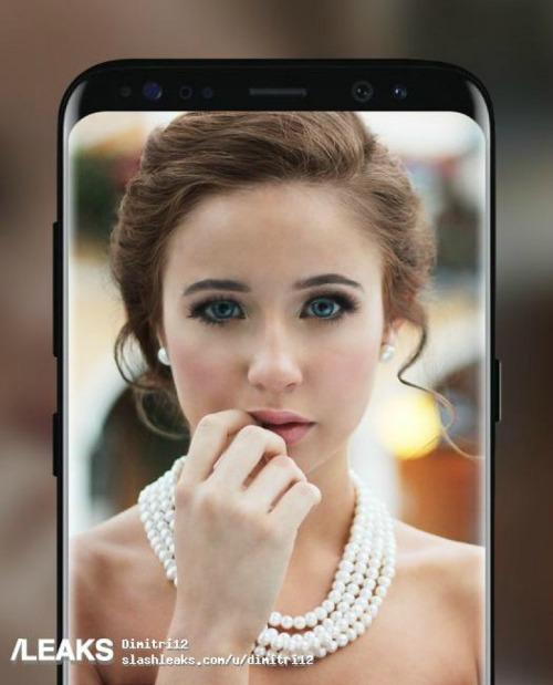 NÓNG: Ảnh báo chí cho thấy Galaxy S8 và S8 Plus siêu đẹp - 2