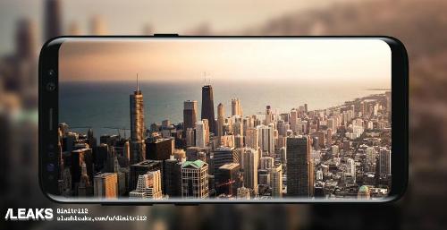 NÓNG: Ảnh báo chí cho thấy Galaxy S8 và S8 Plus siêu đẹp - 3