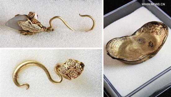 TQ: Đào được kho báu 10.000 món vàng bạc dưới đáy sông - 3
