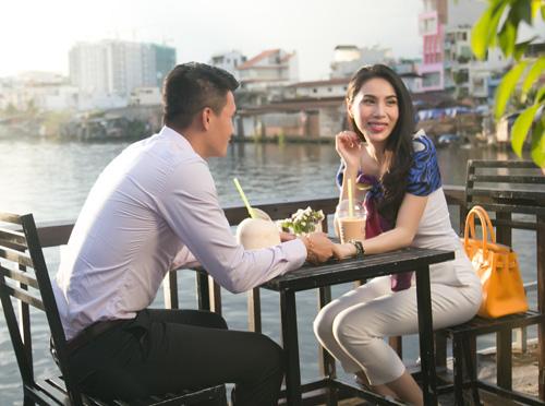 Cuộc sống vợ chồng Thuỷ Tiên lên truyền hình quốc tế - 2