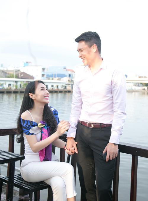 Cuộc sống vợ chồng Thuỷ Tiên lên truyền hình quốc tế - 4