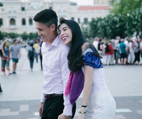 Cuộc sống vợ chồng Thuỷ Tiên lên truyền hình quốc tế - 5