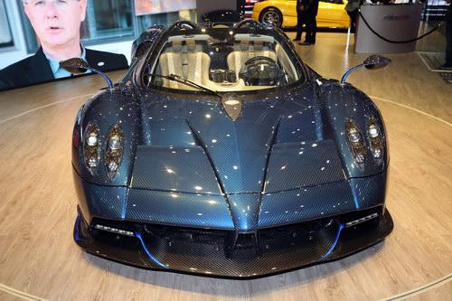 """Cận cảnh siêu xe """"hàng độc"""" Pagani Huayra Roadster - 3"""