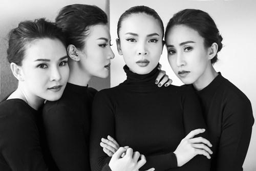 Giận nhau 10 năm, Yến Trang bất ngờ chụp ảnh nude cùng Mây Trắng - 3
