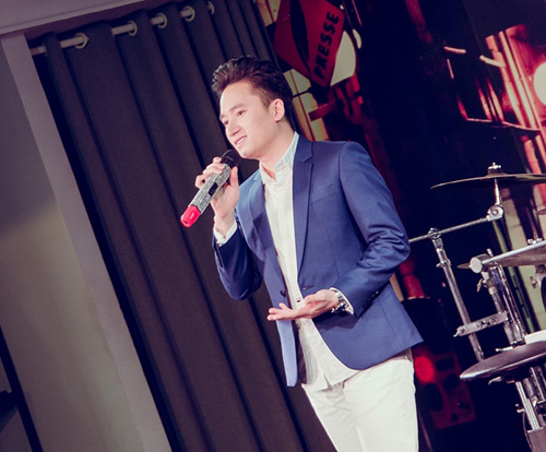 Phan Mạnh Quỳnh bất ngờ tuyên bố tạm ngừng ca hát - 2