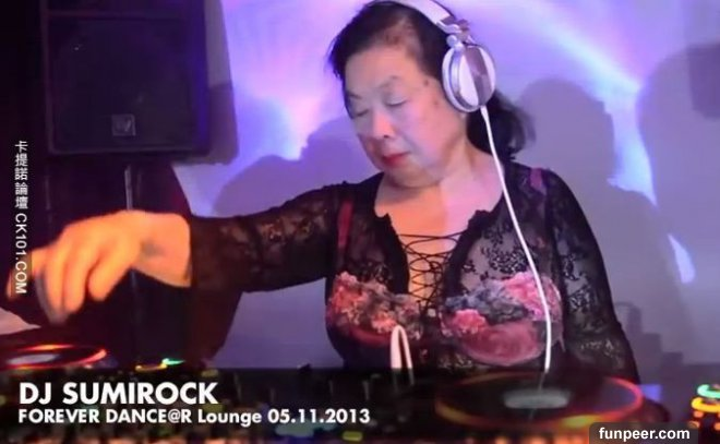 """Các nữ DJ bốc lửa phải chịu thua """"thánh quẩy"""" này - 1"""