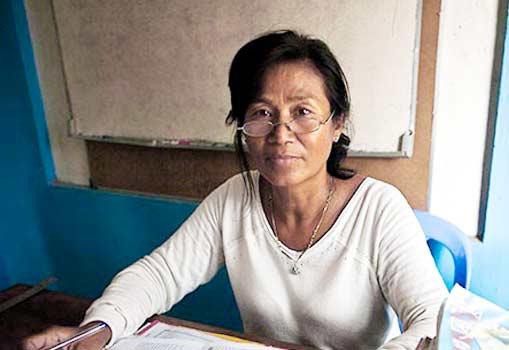 Kỳ diệu cô giáo miền Nam chữa lành vết loét chân tiểu đường - 1