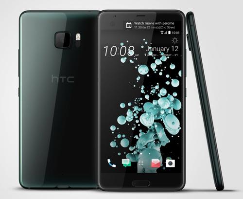 """Video: """"Củ hành"""" HTC U Ultra bản sapphire - 6"""
