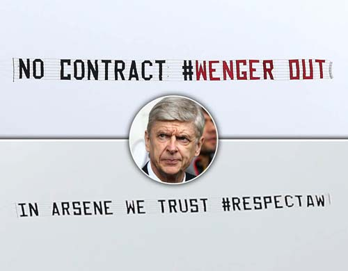 Arsenal - Wenger: Kẻ thức thời mới là trang tuấn kiệt - 1