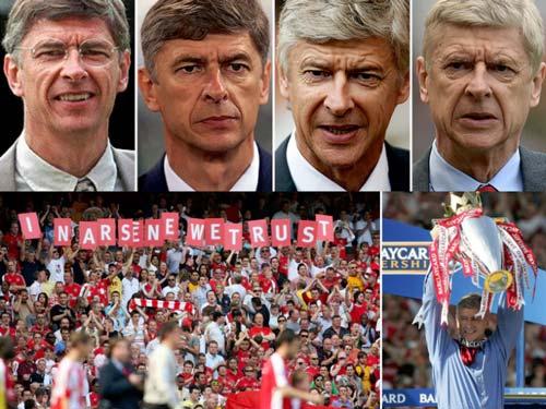 Arsenal - Wenger: Kẻ thức thời mới là trang tuấn kiệt - 2