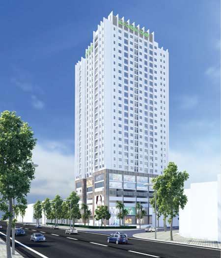 Chỉ từ 19,8 triệu/m2, sở hữu ngay căn hộ nội đô Eco Green Tower - 2