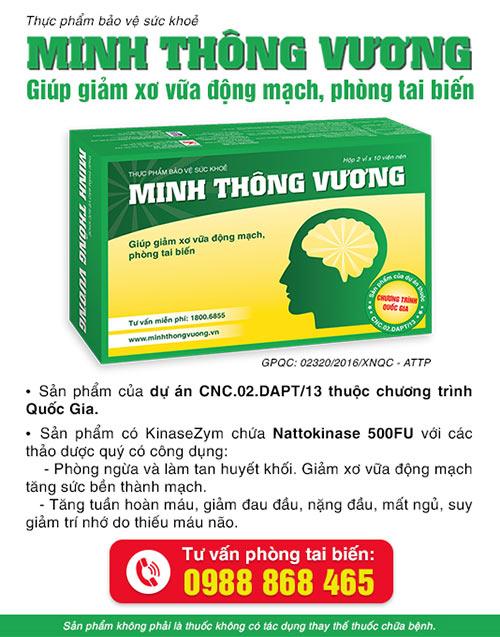 8 ngộ nhận chết người về tai biến mà người Việt rất hay mắc phải - 4