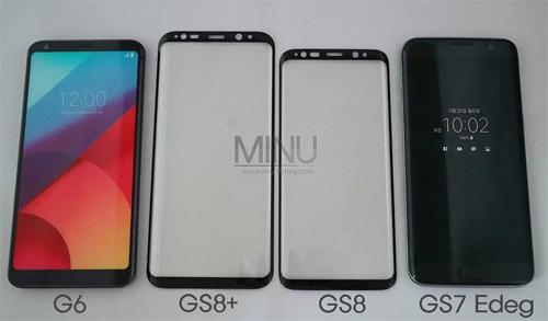"""Ảnh """"nóng"""" Samsung Galaxy S8 đọ dáng iPhone 7 - 3"""