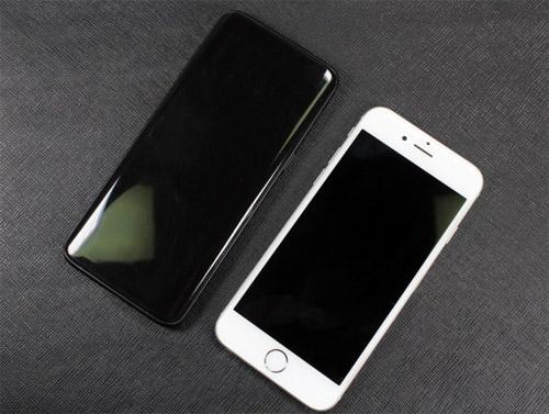 """Ảnh """"nóng"""" Samsung Galaxy S8 đọ dáng iPhone 7 - 4"""