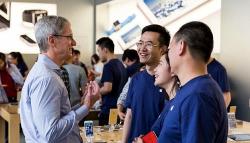 """iPhone """"lép vế"""" ở Trung Quốc vì có giá bán quá cao - 1"""