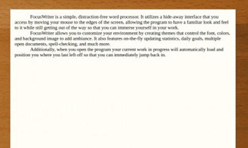 Top 10 phần mềm miễn phí phù hợp cho soạn thảo văn bản - 1
