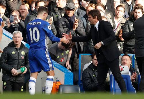 Pogba, Hazard nghi giả chấn thương: Âm mưu của MU, Chelsea? - 3