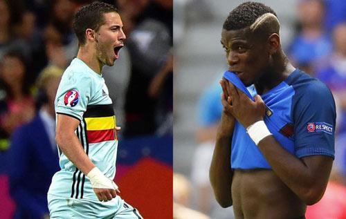 Pogba, Hazard nghi giả chấn thương: Âm mưu của MU, Chelsea? - 1