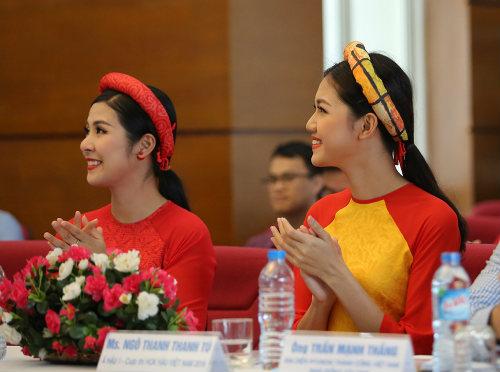 Hoa hậu Ngọc Hân tranh tài giải Việt dã toàn quốc - 3