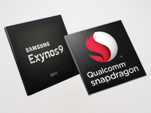"Samsung Galaxy S8: chip Snapdragon 835 hay Exynos 8895 ""ngon"" hơn? - 2"