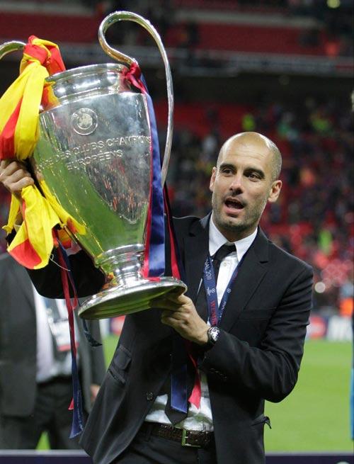 """Man City thất vọng: Pep Guardiola """"sớm nở chóng tàn"""" - 1"""