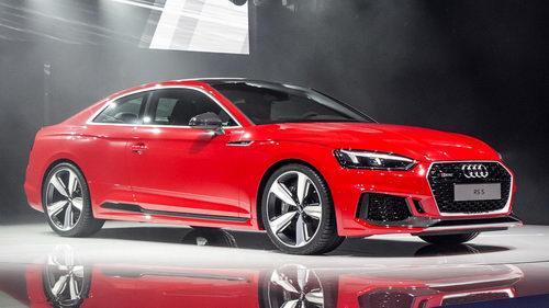 Audi RS5 Coupe ra mắt, giá từ 1,8 tỷ đồng - 5