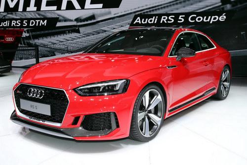 Audi RS5 Coupe ra mắt, giá từ 1,8 tỷ đồng - 1