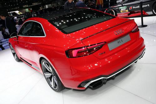 Audi RS5 Coupe ra mắt, giá từ 1,8 tỷ đồng - 2