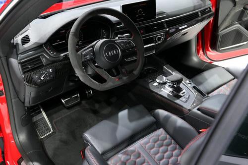 Audi RS5 Coupe ra mắt, giá từ 1,8 tỷ đồng - 3