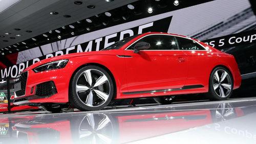 Audi RS5 Coupe ra mắt, giá từ 1,8 tỷ đồng - 4