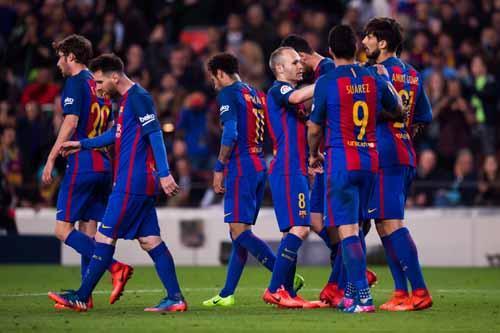 19 sao Barca ghi bàn: Cỗ máy siêu hủy diệt - 2