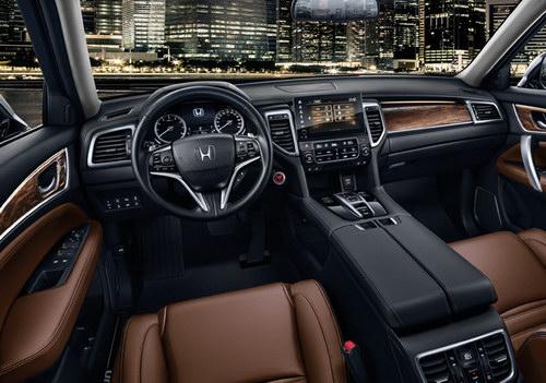 SUV lai coupe Honda UR-V giá từ 814 triệu đồng - 4