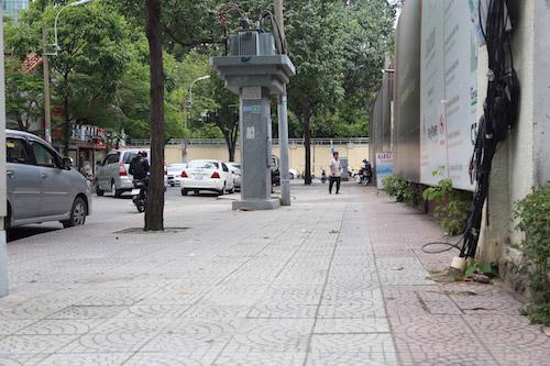 Ảnh: Những vỉa hè sắp bán hàng rong hợp pháp ở quận 1 - 5
