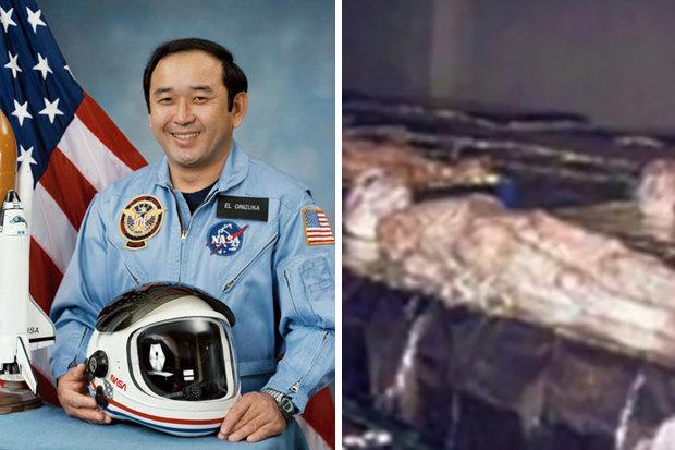 """Phi hành gia NASA nhìn thấy """"xác chết người ngoài hành tinh""""? - 1"""