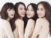 Giận nhau 10 năm, Yến Trang bất ngờ chụp ảnh nude cùng Mây Trắng