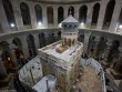 Lần đầu mở hầm mộ chôn cất Chúa Jesus cho khách vào thăm