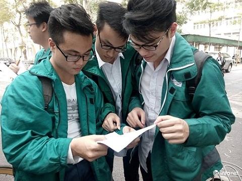 Đề thi thử của Hà Nội liên tiếp xảy ra lỗi: Phương án chấm thi sẽ như thế nào? - 2