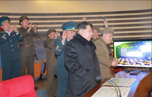 Triều Tiên tuyên bố sẵn sàng chiến tranh với Mỹ - 1