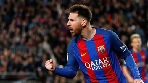 Messi có thêm kỷ lục, Barca chiều lòng số 1 - 2